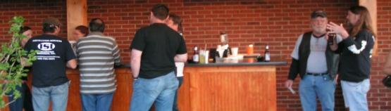 outside bar tailgators sports grill locust nc