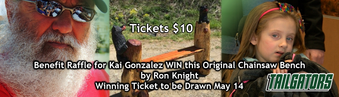 benefit raffle for kai gonzalez