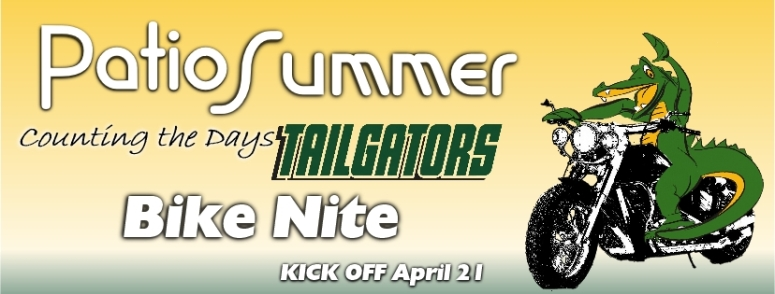 bike nite countdown tailgators