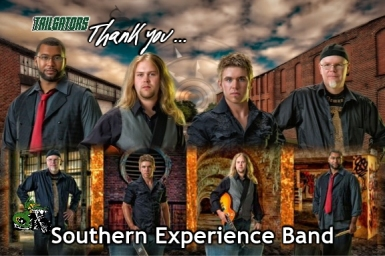 southern experience band tailgators